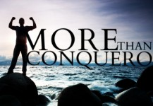…To everyone who conquers…