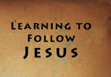 Learn Of Jesus
