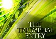 Jesus Triumphal Entry Witnessed By Many