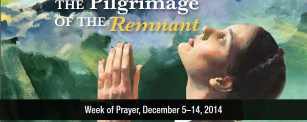 Week of Prayer, 2014