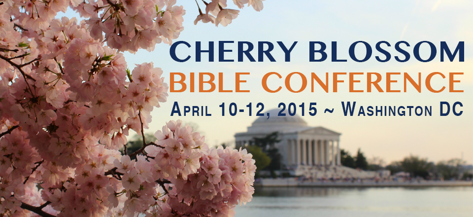 Cherry Blossom Bible Conference 2015