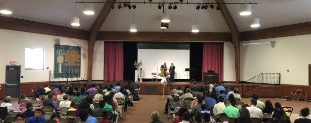 May 28, 2016 – Indianapolis High Sabbath
