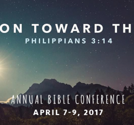 2017 Cherry Blossom Bible Conference