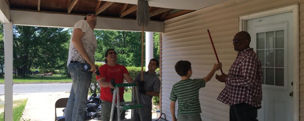 June 4, 2017 – Church Cleaning
