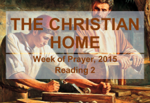 The Christian Home – Reading 2