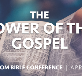2018 Cherry Blossom Bible Conference